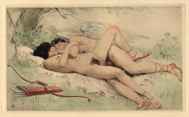 Смотреть онлайн порно и эротика франция 25 фотография